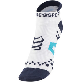 Compressport Racing V2.1 Run Hardloopsokken wit